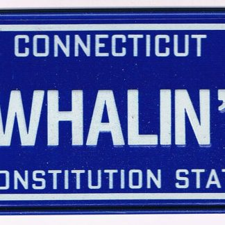 Connecticut Bicycle License Plate 89