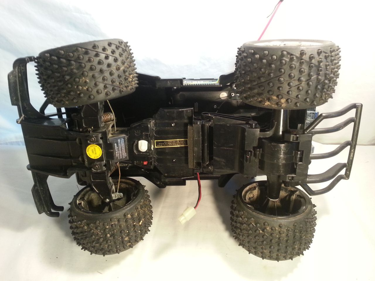 Nikko R/C Jeep Wrangler