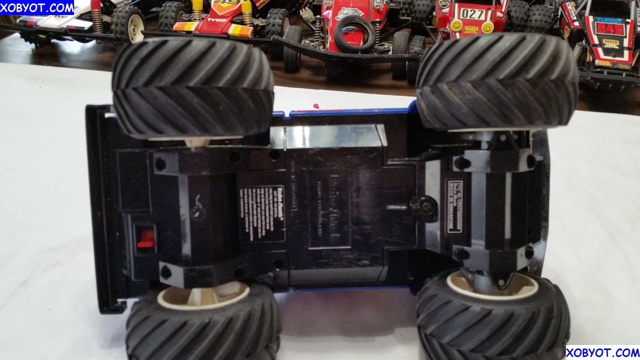 Monster Truck For Sale >> RadioShack 4×4 Off-Roader RC Monster Truck 1985 – XOBYOT.COM