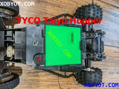 Tyco Turbo Battery Lid